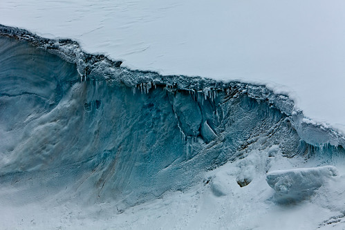 Ice Sheet Detail