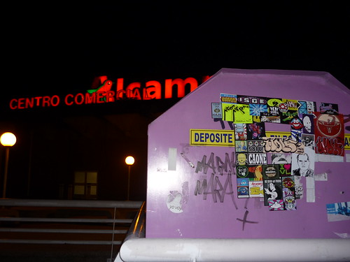 WOLF STREET ARTIST COMBO IN MADRID