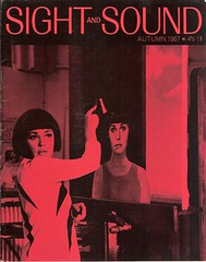 Sight and Sound Autumn 1967 (Covers etc) Tags: film magazine movie cover 1960s jeannemoreau franoistruffaut thebrideworeblack
