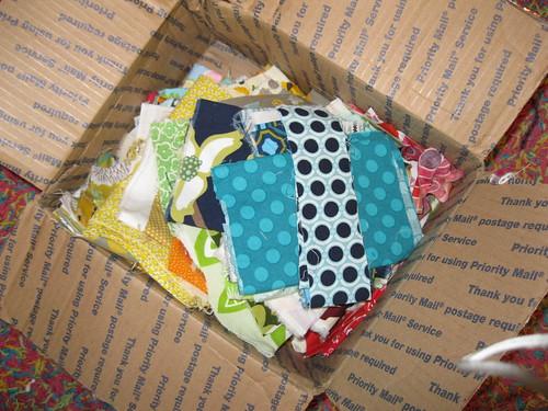 BOX 'O SCRAPS