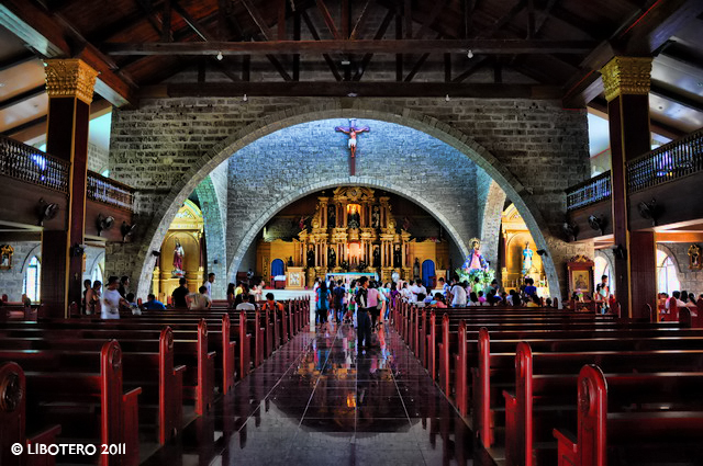 Santa Lucia Church Sasmuan Pampanga
