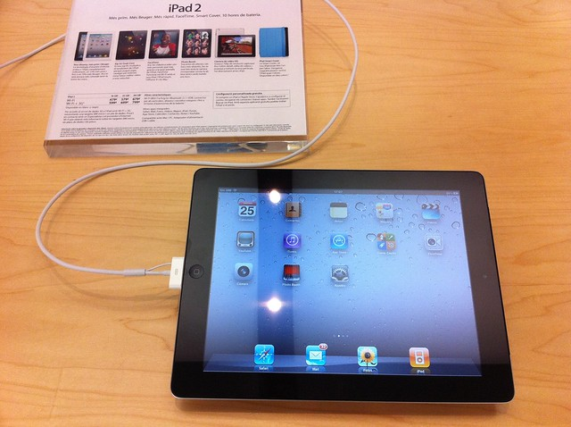 El iPad 2