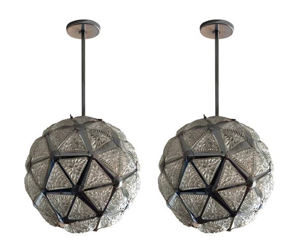 hanging glove lamps pendants