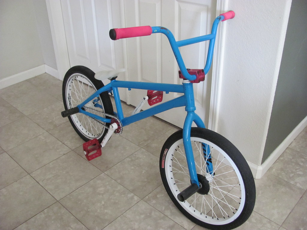 Sunday Ocean Blue BMX Bike