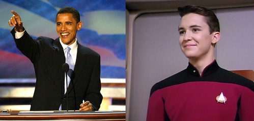 Wil Wheaton endorses Barack Obama for US President