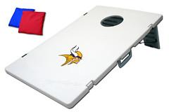 Minnesota Vikings TailGate Toss 2.0 Plastic Cornhole Boards
