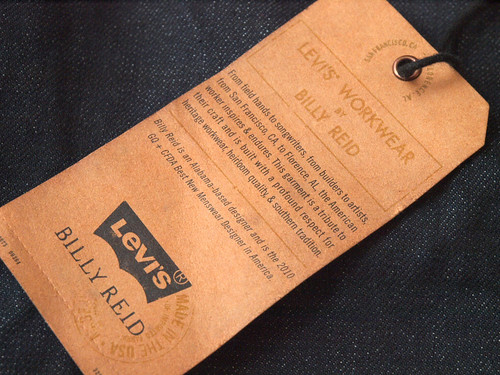 Levi's Workwear by Billy Reid / Denim Shirt