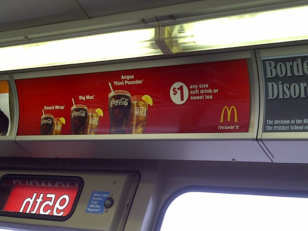 The Root of Obesity is NOT Fast Food Ads