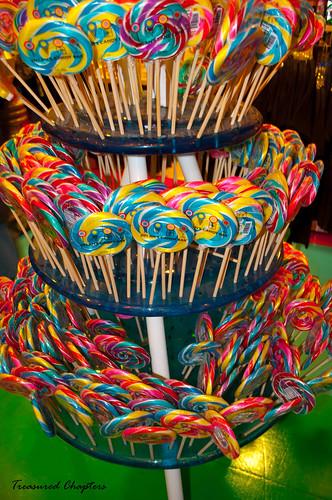 Dylans lollipops