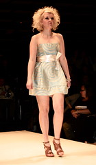 WCFW Day 6 - Lisa Marie Sciroli Charmed (High Gloss White) Tags: show canada fashion marie edmonton lisa event western week charmed wcfw sciroli