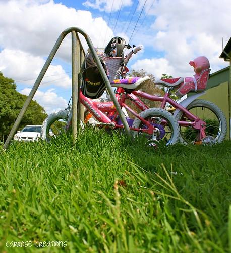 {365} 092 Bike Racks by car_rose21