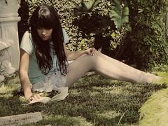 Alice in Wonderland (depoisdosquinze) Tags: girl candy sweet style blogger aliceinwonderland alicedisse brunavieira