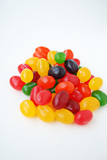 high key jellybeans