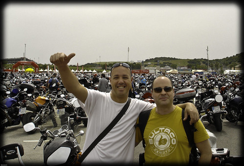 Diego y yo