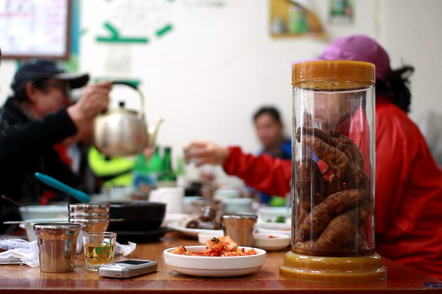 Gapsa restaurant