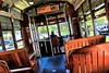 Streetcars of New Orleans (Ken Yuel Photography) Tags: neworleans frenchquarter streetcars trollycars woodenseats digitalagent kenyuel gardendistrictneworleans theavenuepub worldsoldeststreetcar mahoganyseats stcharlesstneworleans theavenuepubneworleans