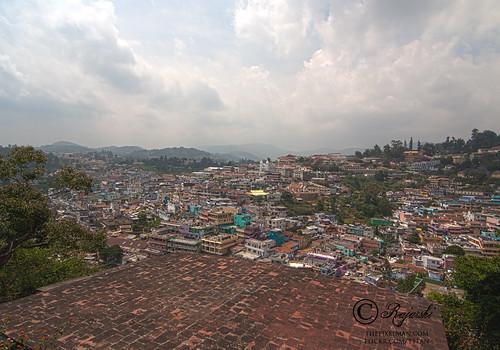 Coonoor Town, Tamilnadu, India