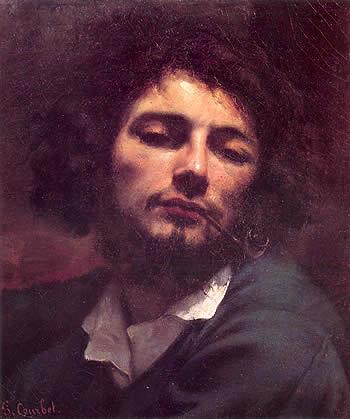 Autorretrato: Hombre de la pipa, 1849
