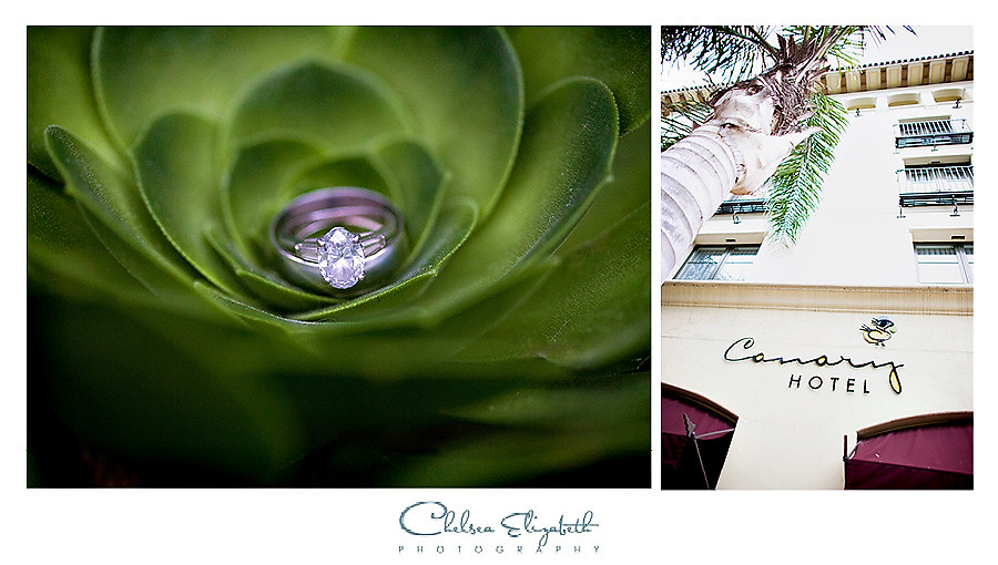 Amazing ring photograph canary hotel santa barbara