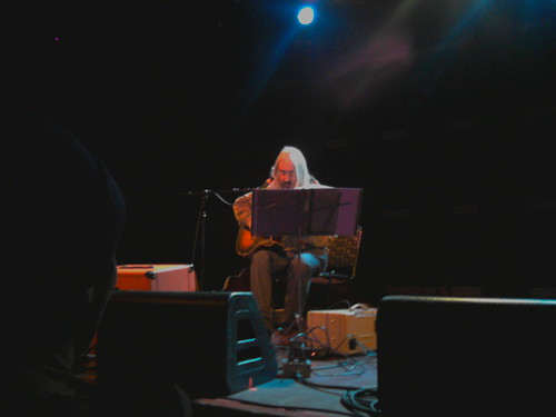 J Mascis, World Cafe, Philly, March 23, 2011