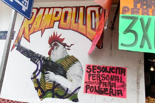 RAMPOLLO WILL DESTROY YOU