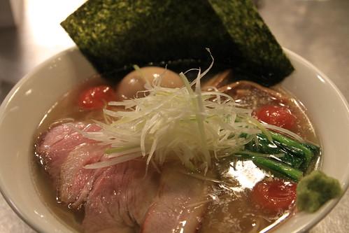 東京ラーメンストリート 麺処 ほん田