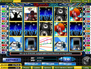 Karaoke Cash slot game online review