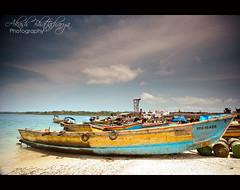 Havelock Beach | Andaman (@k@sh) Tags: sunset sea sun india love canon 350d amazing bravo couple alone posed sigma wife 1020 marry propose andaman nicobar akash tapu gnd8 chiriya hevlock