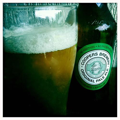Hey everyone it's beer o'clock!