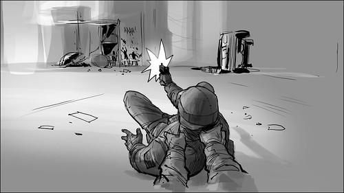 Battlefield 3 Story Board #3