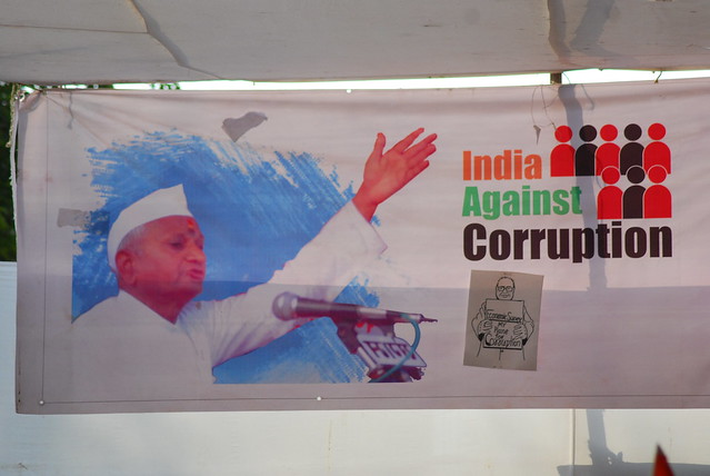 Who Is Anna Hazare ?