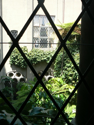 Courtyard, Berkeley City Club