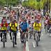 Passeio ciclístico marca entrega das obras de requalificação da Avenida Norte