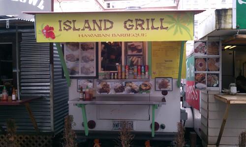 Island Grill Hawaiian BBQ