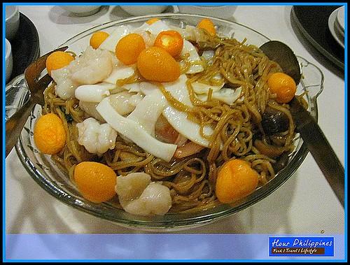 Hai Shin Lou Seafood Birthday Noodles