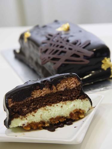 Herbe Chartreuse Chocolate Crispy Cake2