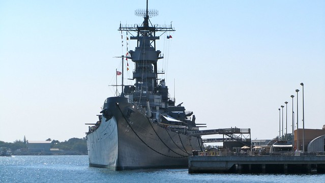 Pearl Harbor, Honolulu, Oahu, Hawaii, USS Missouri, battleship