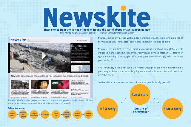 Newskite Poster 2.0