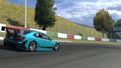 Gt5 Lexus Is F Racing Concept. Lexus IS F Racing Concept #39;08