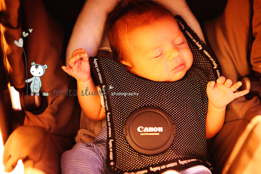 baby Canon