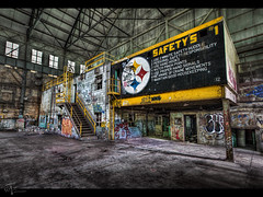 URBEX Safety's #1 (Theaterwiz) Tags: abandoned canon pittsburgh pennsylvania creepy furnace hdr rustyandcrusty urbex promote abandonedfactory carriefurnace photomatix vacated canon1022efs highdynamicrangephotography wrecksandruins canon7d 11exposures hdrspotting promotecontrol theaterwiz theaterwizphotography michaelcriswell