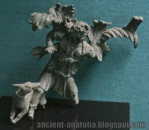 Avcı tanrıça Diana heykeli, Kütahya Arkeoloji Müzesi