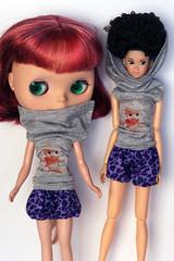 MforM Kewpie Lover Set