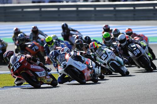 Cev Buckler 2011 comienza en el Circuito de Jerez
