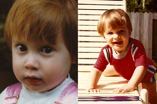 Erin and Steve baby copy
