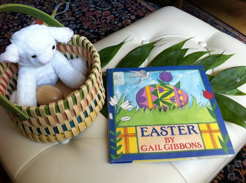 Creating an Easter Space