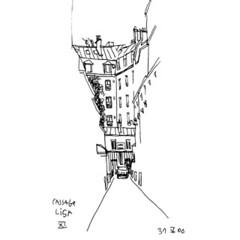 Paris04 (Vincent Desplanche) Tags: paris france sketch eu croquis