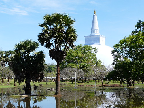 Estupa de Ruvanvelisaya