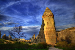 Cappadocia (The view from Love Valley) Greme / Nevehir / Turkey (painter&draftsman) Tags: turkey trkiye cappadocia greme kapadokya nevehir virgiliocompany
