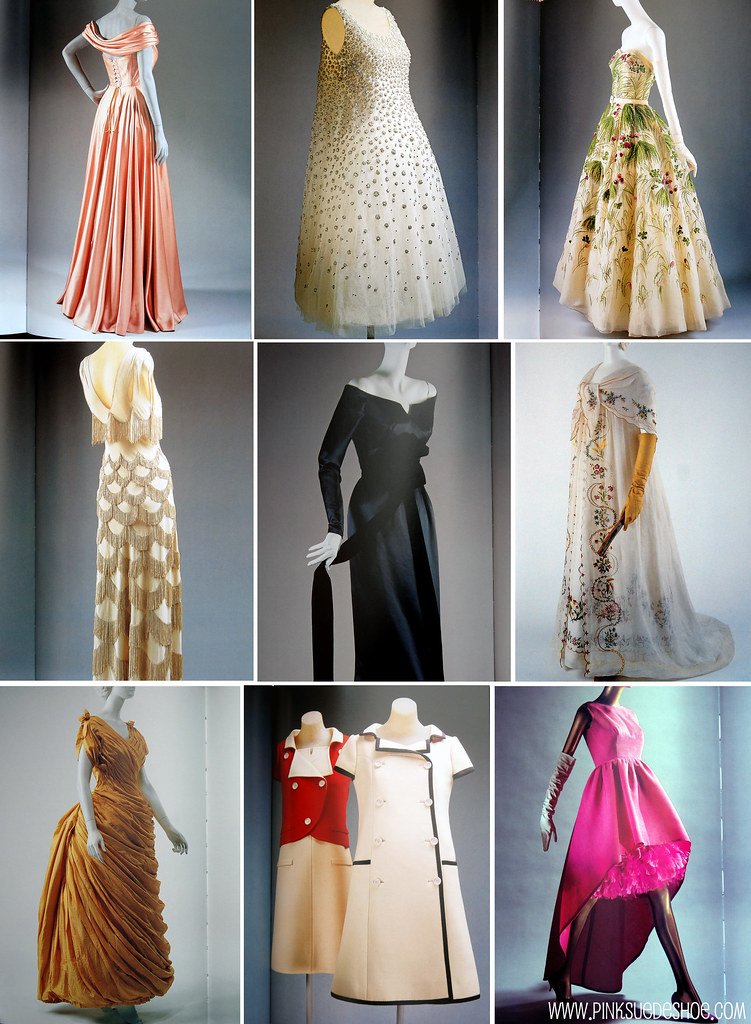9 dresses